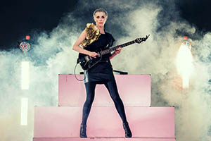 st vincent stage design